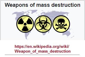 WMDs (19K)