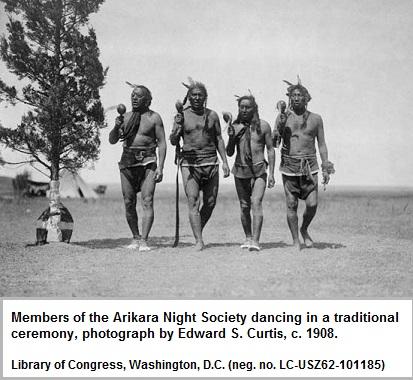 Arikara Dance