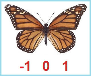 Monarch Butterfly (70K)