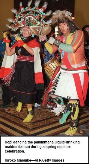 Hopi dance