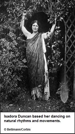 Isodora Duncan
