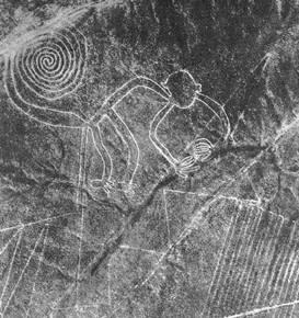 Nazca monkey (22K)