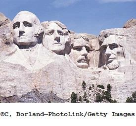Mount Rushmore (47K)