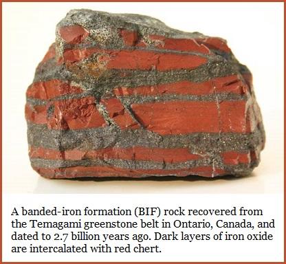banded iron (75K)