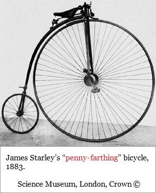 penny farthing (53K)