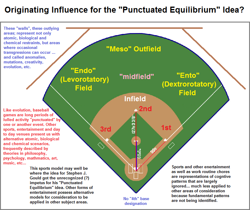 Was baseball the impetus for the Punctuated Equilibrium idea?