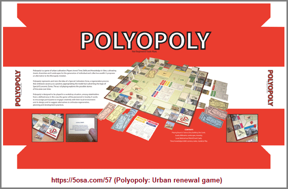 Polyopoly referencing the value of one with multiplistic variations