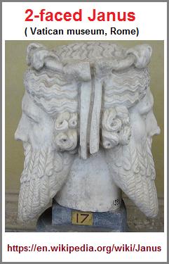 2-faced Janus image
