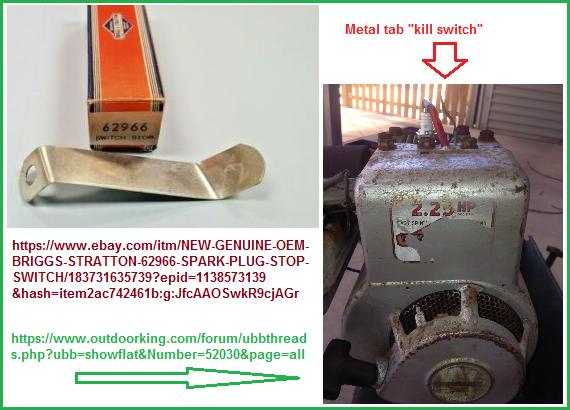 The metal tab kill switch image 1