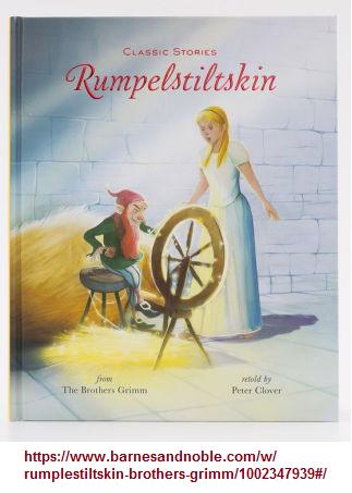Story of Rumpelstiltskin