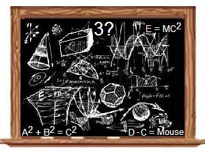 Artistic black board (21K)