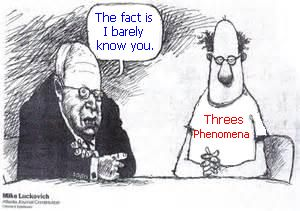 Threes Phenomena Reality (16K)