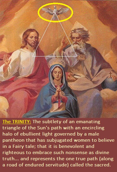 Symbols of the Christian Trinity