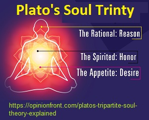 Plato's Soul Trinity