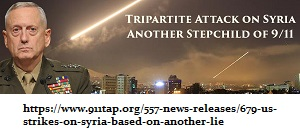 Usage of a Trinity to attack Syria