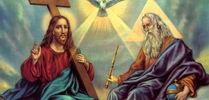 ChristianTtrinity of father, son, holy spirit (holy ghost)