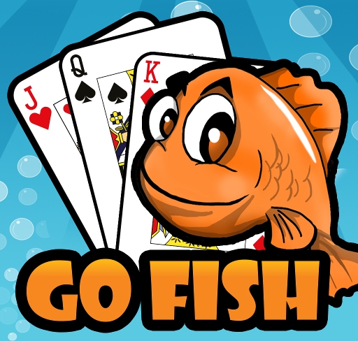 Go Fish card game using adult playing cards