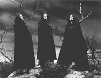 Three Witches of Macbeth