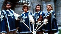 3 plus 1 Musketeers