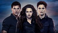 Edward, Bella, Jacob Twilighters