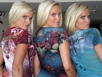 Nicole, Erica, Jaclyn Dahm