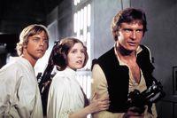 Star Wars Trio Han, Leia, Like