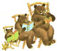 The Three Bears Fairytale