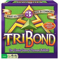 Tribond Board Game
