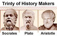 A Trinity of Philosophers