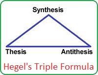 Hegel's Trinity Formula