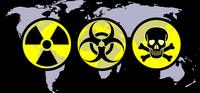 Trinity of mass destructions