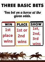 Trinity of Horse racing bets