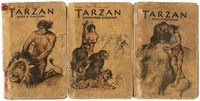 Yugoslavian Tarzan Trinity collection