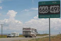 utah highway 666