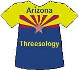 Arizona's Threesology T-shirt (13K)