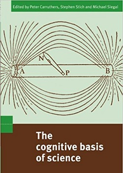 Cover of Cognitive Basis of Science