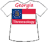 Georgia's Threesology T-shirt