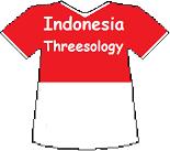 Indonesiaa Threesology T-shirt (10K)