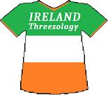 Ireland Threesology T-shirt (10K)