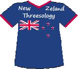 New Zeland Threesology T-shirt (7K)