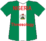 Nigeria's Threesology T-Shirt