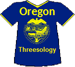 Oregon's Threesology T-shirt (11K)