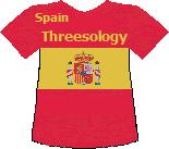 Spain Threesology T-shirt (6K)