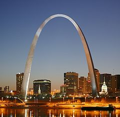 St.LouisArch (11K)