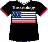 USA's Threesology T-shirt (6K)
