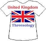 United Kingdom's Threesology T-shirt (6K)