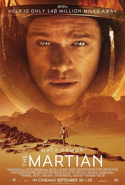 The Martian motion picture (49K)