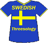 Sweden's Threesology T-shirt (6K)