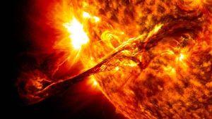 Solar Flare (12K)