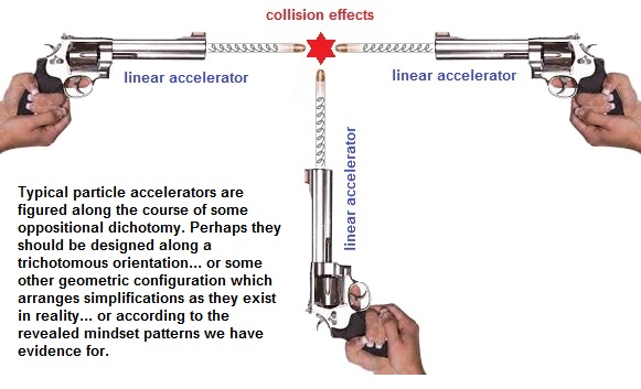 trio of linear accelerators